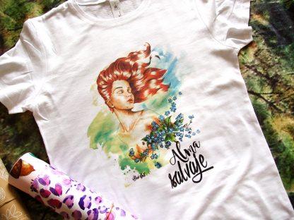 Camiseta Alma Salvaje